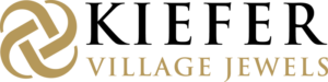 Kiefer Jewelers logo designed by Netta Radice Design, Inc.