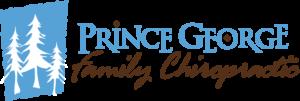 Prince George Family Chiropractic logo designed by Netta Radice Design, Inc.
