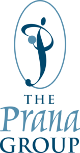 The Prana Group logo designed by Netta Radice Design, Inc.