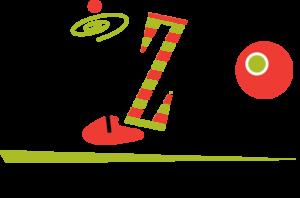Gizmo Studios logo designed by Netta Radice Design, Inc.