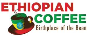 Ethiopian Coffee logo designed by Netta Radice Design, Inc.