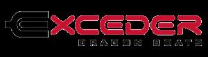 Exceder Dragon Boats logo designed by Netta Radice Design, Inc.