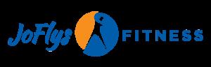 JoFlys Fitness logo designed by Netta Radice Design, Inc.