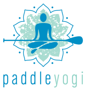 Paddle Yogi logo designed by Netta Radice Design, Inc.