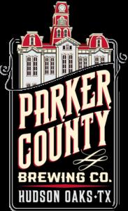 Parker County Brewing Co. logo designed by Netta Radice Design, Inc.