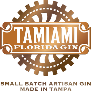Tamiami Gin logo designed by Netta Radice Design, Inc.