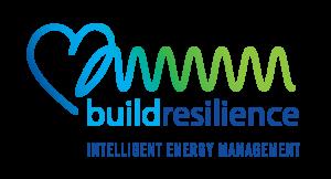 Build Resilience logo designed by Netta Radice Design, Inc.