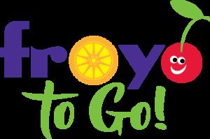 Froyo to Go logo designed by Netta Radice Design, Inc.