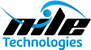 Nile Technologies logo designed by Netta Radice Design, Inc.