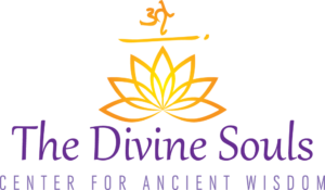 The Divine Souls Center for Ancient Wisdom logo designed by Netta Radice Design, Inc.