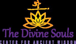 The Divine Souls Center for Ancient Wisdom logo designed by Netta Radice Design, Inc.