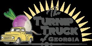 The Turnip Truck of Georgia logo designed by Netta Radice Design, Inc.
