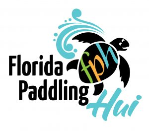 Florida Paddling Hui logo by Netta Radice Design, Inc.