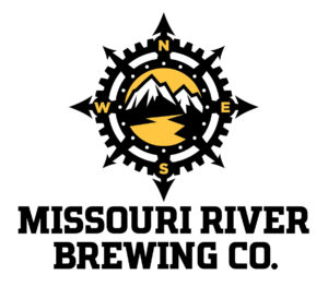Missouri River Brewing Co. logo by Netta Radice Design, Inc.