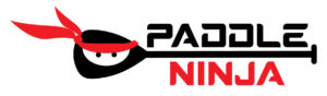 Paddle Ninja logo by Netta Radice Design, Inc.